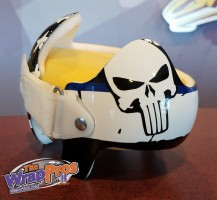 Punisher Cranial Helmet