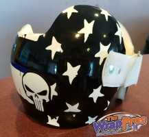 Punisher Cranial Helmet 2