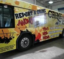 Crime Stopper Bus