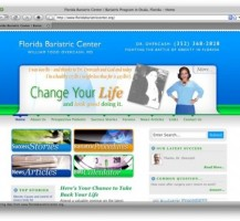 Florida Bariatric Center Website
