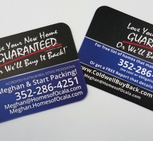Coldwell Business Cards