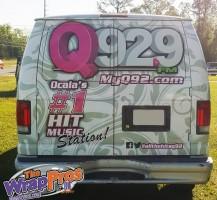 Q92 Van Back