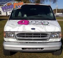 Q92 Van Front