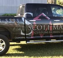 Scott Mann Truck
