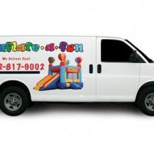 Inflate A Fun Van