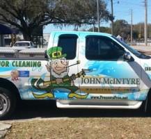 John McIntyre Maintenance Truck