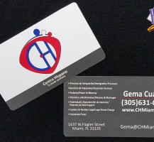 Centro Hispano Business Cards