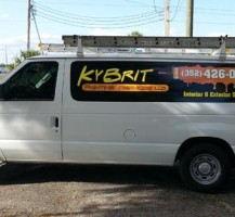 Kybrit Painting Van