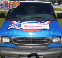 American Dream Van Hood