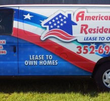 American Dream Van