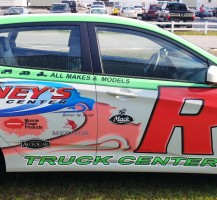 Raney's Nascar Design