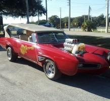 Monkees Car