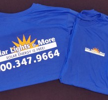 Solar Lights T-Shirts