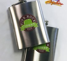 Five Rock Cidery Flask