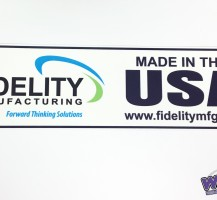 Fidelity Manufacturing