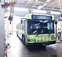 Regional Transit System Bus