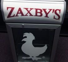 Zaxby's Mini Fridge