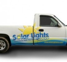 Solar Lights and More Truck