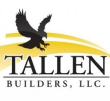 Tallen Builders Logo Design