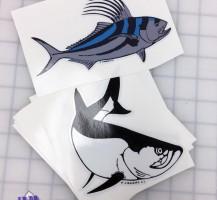 Tarpon/Roosterfish Decals