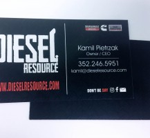 Diesel Resource