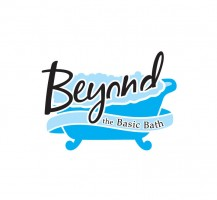 Beyond the Basic Bath Logo Design