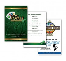 Emerald Ball Casino Royale Posters