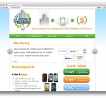 Lynx Buy Back Website