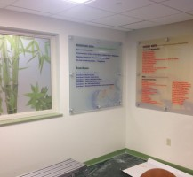 Munroe Regional Children's ED Donor Boards