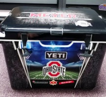 Urban Meyer Yeti Cooler