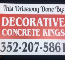 Decorative Concrete Kings