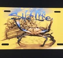 Salt Life License Plate