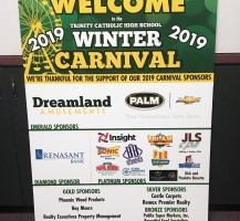Trinity Catholic Winter Carnival