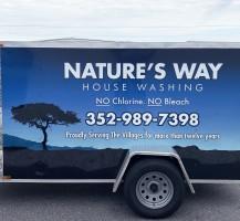 Nature's Way House Washing