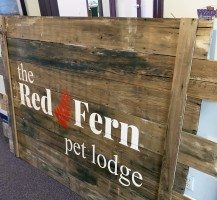 The Red Fern Pet Lodge