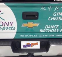 Balcony Sports Chevy Tailgate