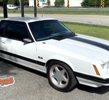 Mustang Stripe Package