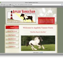 Appleby Vanner Farm