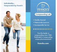 Francks Pharmacy Flyer