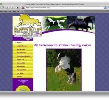 Vanner Valley Farm