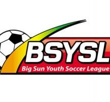 Big Sun Youth Soccer Logo Design