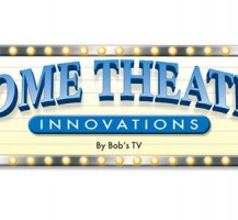 Home Theater Innovations Logo Design
