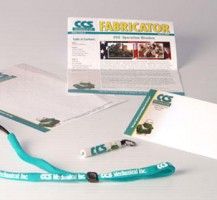 CCS Mechanical Stationery Package