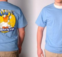 Soapy's Tee Shirts