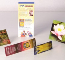Rack Cards, Cards, Bookmarks