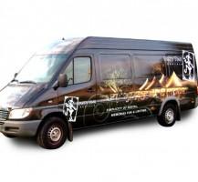 Party Time Van