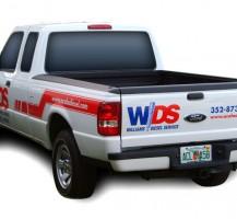 Williams Diesel Truck