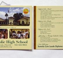 Trinity Catholic High School Postcards