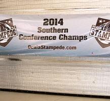 Ocala Stampede Banner – 1