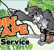 Goin' Ape Logo Design